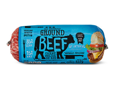 Fresh 85% Lean Ground Beef
