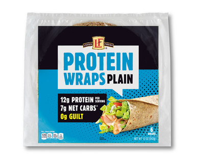 L'oven Fresh Protein Wraps Plain
