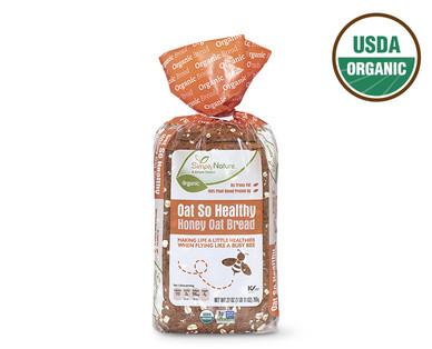 SimplyNature Oat So Healthy Honey Oat Bread