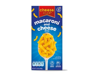 Cheese Club Macaroni and Cheese