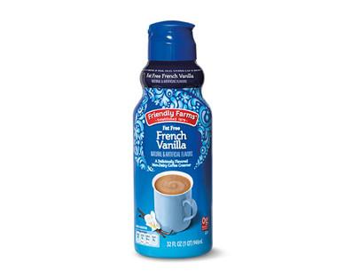 Friendly Farms Fat Free French Vanilla Creamer