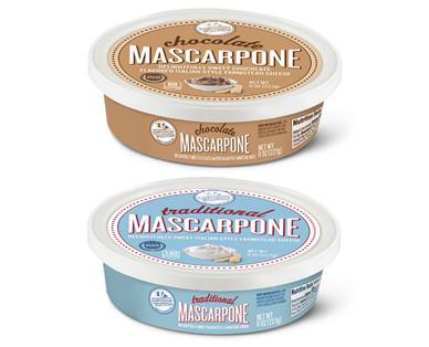 Emporium Selection Traditional & Chocolate Mascarpone