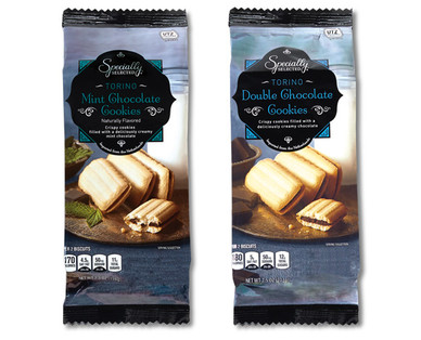 Specially Selected Torino Cookies Double Chocolate or Mint