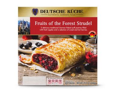 Deutsche Küche Imported Strudel View 3