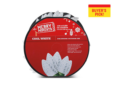 Merry Moments LED Spool Lights View 4