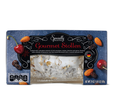 Specially Selected Gourmet Stollen