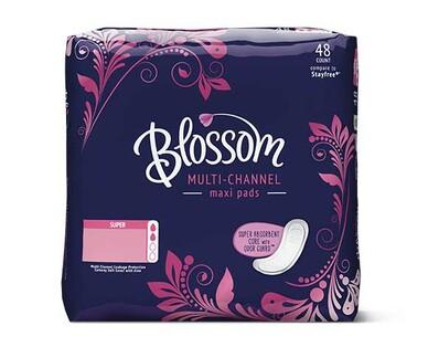 Blossom Multi-Channel Super Absorbent Maxi Pad