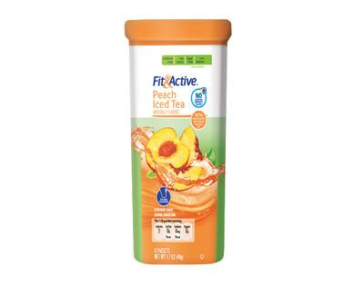 Fit & Active 12 Qt. Peach Drink Mix