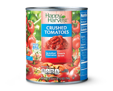 Happy Harvest Crushed Tomatoes