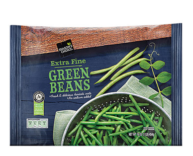 Season's Choice Extra Fine Green Beans