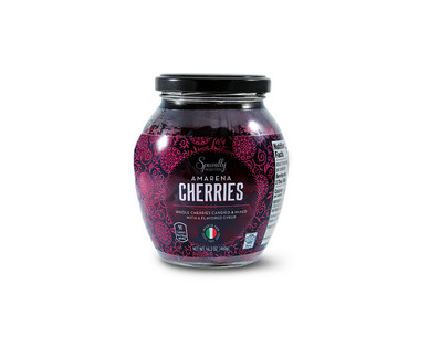 Specially Selected Amarena Cherries View 1
