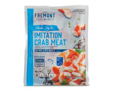 Fremont Fish Market Imitation Crab Meat Flake Style