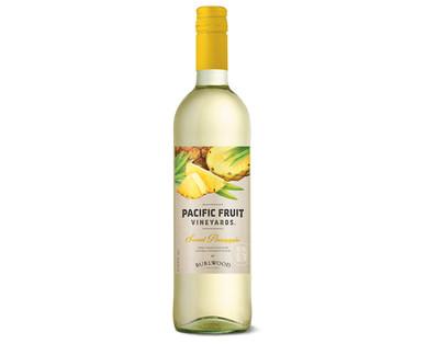 Burlwood Cellars Pacific Fruit Vineyards Sweet Pineapple Wine