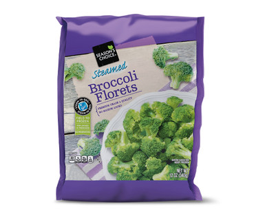 Season's Choice Steamable Broccoli Florets