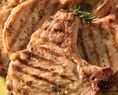 Assorted Cut Pork Chops