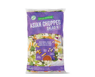 Little Salad Bar Asian Chopped Salad Kit