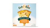 liveGfree Gluten Free Cheese Pizza
