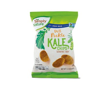 Simply Nature Kale Chips Assorted Flavors View 3