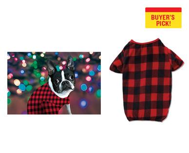 Heart to Tail Pet Pajamas View 3