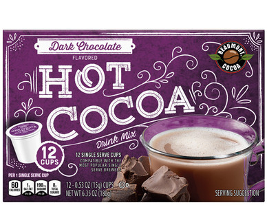 Beaumont Dark Chocolate Hot Cocoa Cups