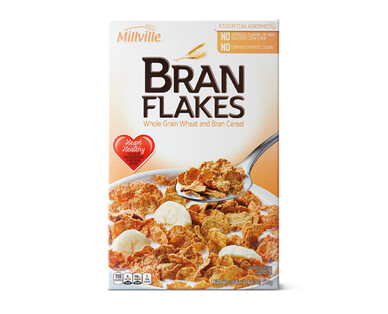 Millville Bran Flakes