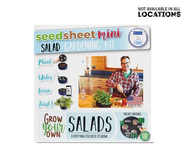 Seedsheet Mini Gardening Kit View 1