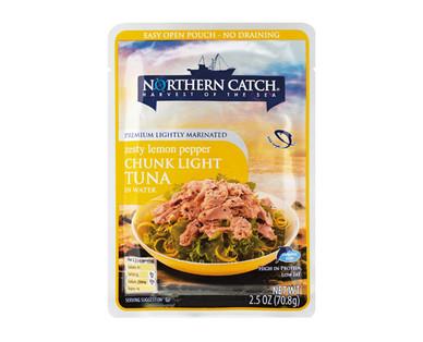 Northern Catch Zesty Lemon Pepper Pouch Tuna