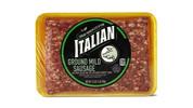 Bulk Mild Italian Sausage