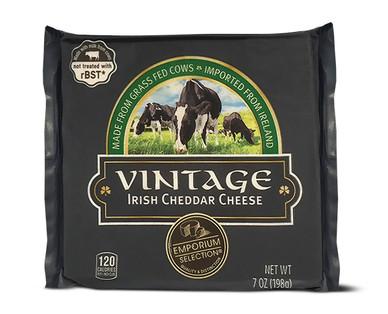 Emporium Selection Vintage Irish Cheddar Cheese