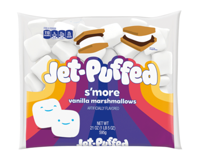 Kraft Jet-Puffed S'more Marshmallows