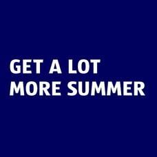 Get a lot more summer