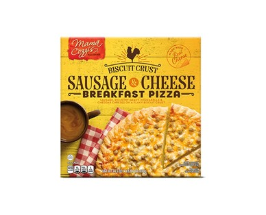 Mama Cozzi's Biscuit Crust Sausage Pizza View 1