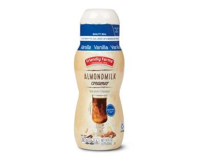 Friendly Farms Vanilla Almondmilk Coffee Creamer