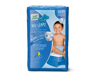Little Journey Boy's Training Pants 3T/4T