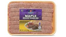 Parkview Maple Pork Breakfast Links