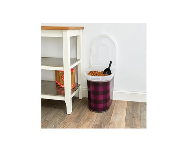 Heart to Tail 26-Lb. Pet Food Container View 1