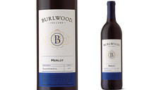 Burlwood Cellars Merlot. View Details.