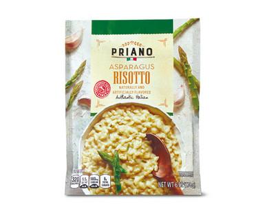 Priano Asparagus Risotto