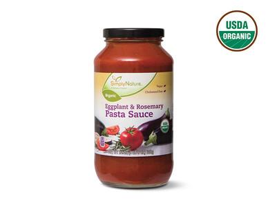 SimplyNature Organic Seasonal Pasta Sauce View 1