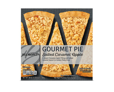 Belmont Salted Caramel Apple or Mixed Berry Pie View 1
