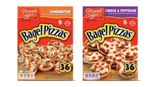 Mama Cozzi Pizza Bagels Combination or Pepperoni. View Details.
