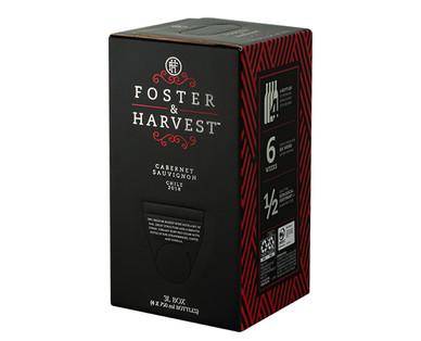 Foster & Harvest Cabernet Sauvignon