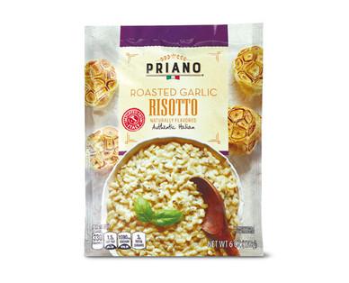 Priano Roasted Garlic Risotto