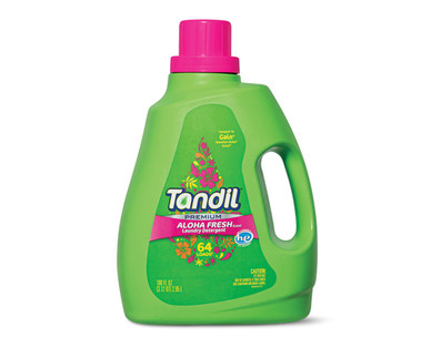 Tandil Laundry Detergent Aloha Fresh HE