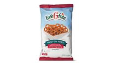 Gluten Free Pretzel Mini Twists