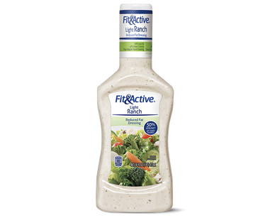 Fit and Active Light Ranch Dressing