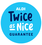 ALDI Twice as Nice Guarantee