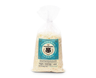 Sartori Shredded Parmesan & Asiago Bags View 1