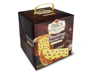 Duca Riserva Panettone Chocolate Chip