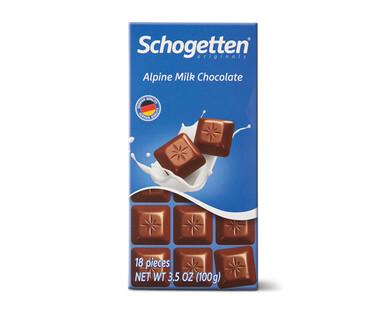 Schogetten Milk Chocolate